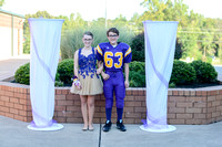 CMS Football Homecoming Sept 2015
