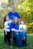 Will Hallman & Family-Sept 2014