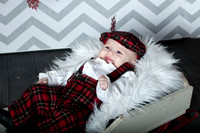 Colten Benham-Christmas mini session