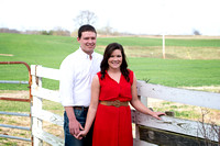Rachel Felts & Joey Ellis-Engagement March 2014