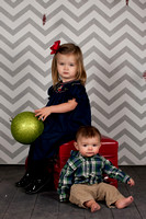 Kendyl & Easton-Christmas Mini Session