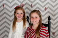 Bethany & Gracie Head-Christmas mini session