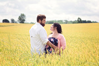 Lindsay & Drew-Maternity Session May 2015