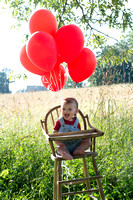 Easton Neville-One Year Old Session June 2014