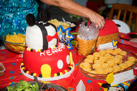 Keagan's 2nd Birthday Party July 2017